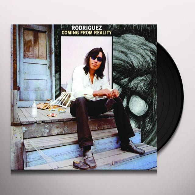 Rodriguez COMING FROM REALITY Vinyl Record