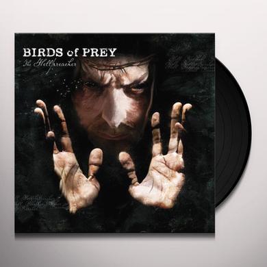 Birds Of Prey HELL PREACHER Vinyl Record