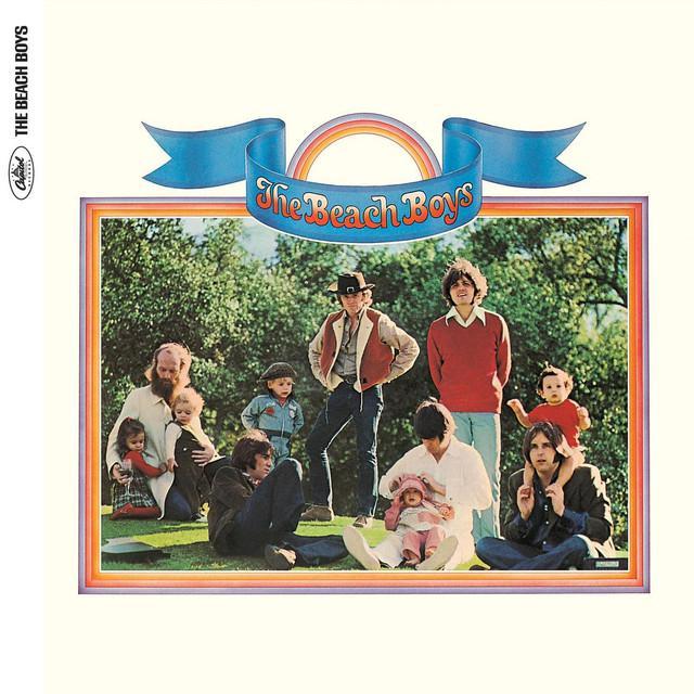 The Beach Boys SUNFLOWER Vinyl Record