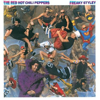 Red Hot Chili Peppers FREAKY STYLEY Vinyl Record
