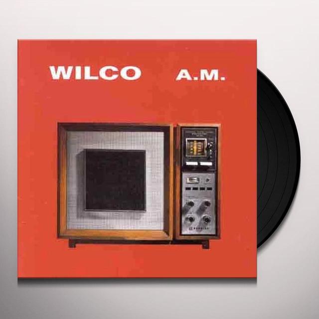 Wilco A.M. (BONUS CD) Vinyl Record - 180 Gram Pressing