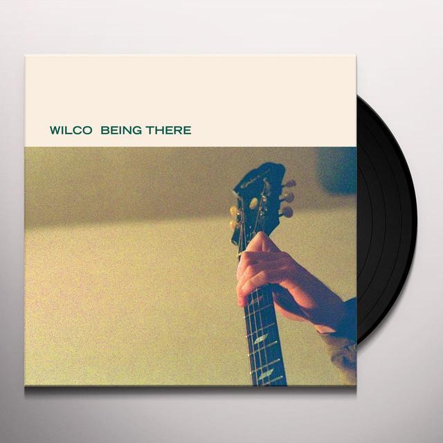 Wilco BEING THERE (BONUS CD) Vinyl Record - 180 Gram Pressing