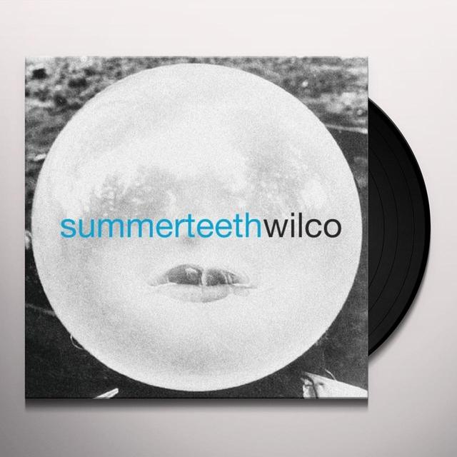 Wilco SUMMERTEETH (BONUS CD) Vinyl Record - 180 Gram Pressing