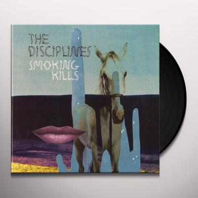 Disciplines SMOKING KILLS Vinyl Record