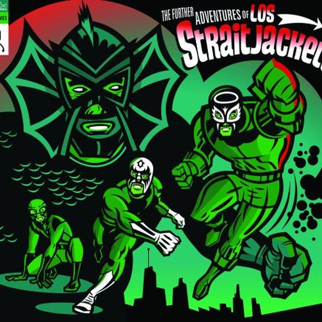 FURTHER ADVENTURES OF LOS STRAITJACKETS Vinyl Record