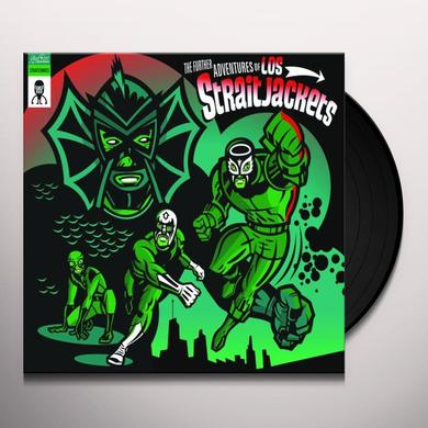 FURTHER ADVENTURES OF LOS STRAITJACKETS Vinyl Record - 180 Gram Pressing