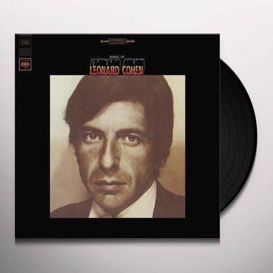 SONGS OF LEONARD COHEN Vinyl Record