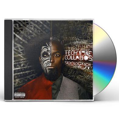 Tech N9Ne Collabos SICKOLOGY 101 CD
