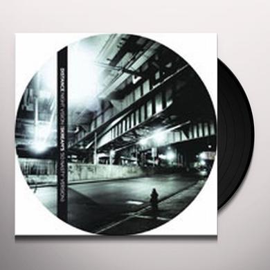 Distance NIGHT VISION (SKREAM'S SO NASTY VERSION) Vinyl Record