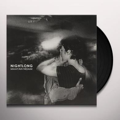Maayan Nidam NIGHTLONG Vinyl Record