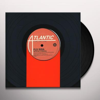 Flo Rida SUGAR Vinyl Record