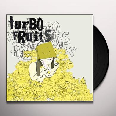 Turbo Fruits MAMA'S MAD COS I FRIED MY BRAIN Vinyl Record