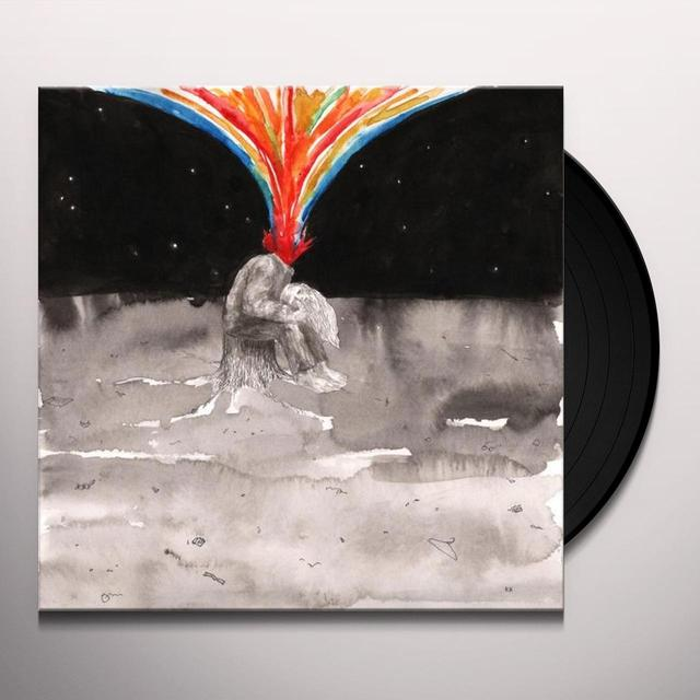 Children HARD TIMES HANGING AT THE END OF THE WORLD Vinyl Record