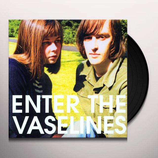 ENTER THE VASELINES Vinyl Record - Deluxe Edition