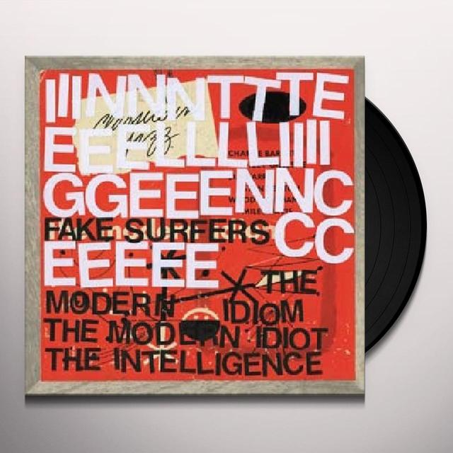 Intelligence FAKE SURFERS Vinyl Record