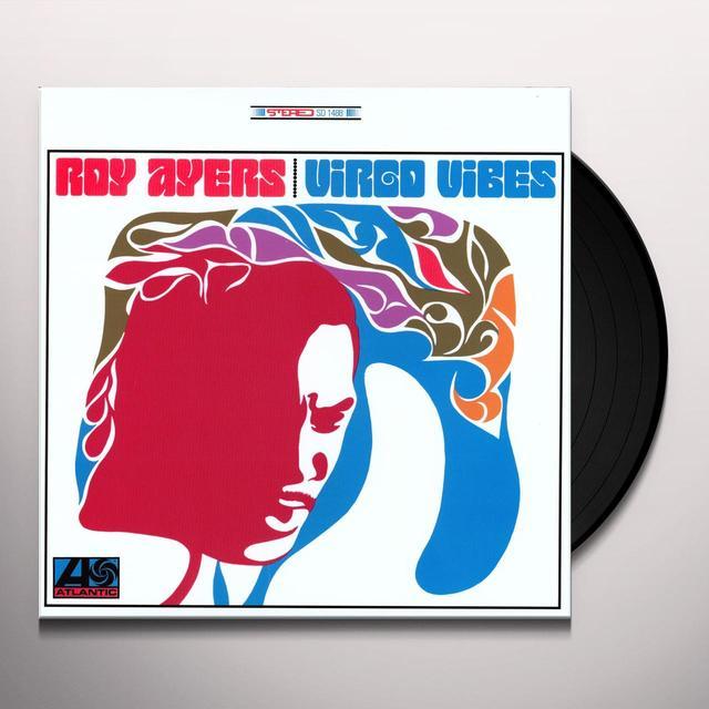 Roy Ayers VIRGO VIBES Vinyl Record