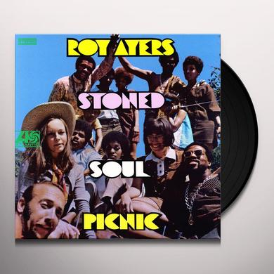 Roy Ayers STONED SOUL PICNIC Vinyl Record