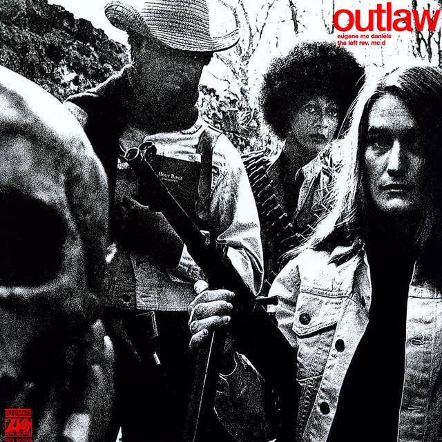 Eugene Mcdaniels OUTLAW Vinyl Record