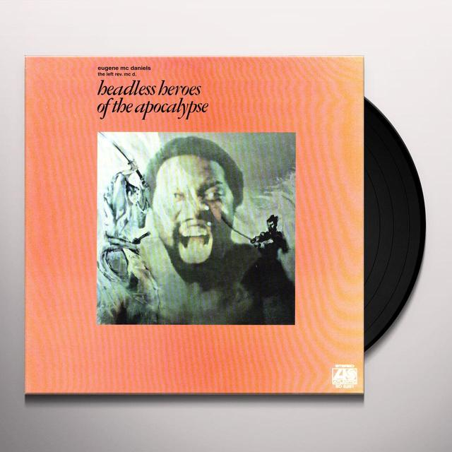 Eugene Mcdaniels HEADLESS HEROES OF THE APOCALYPSE Vinyl Record