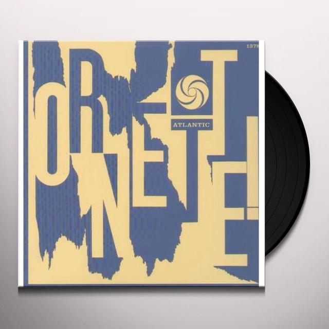 Ornette Coleman ORNETTE Vinyl Record