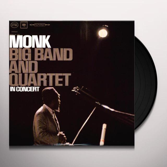 Big Band & Quartet In Concert LIVE Vinyl Record