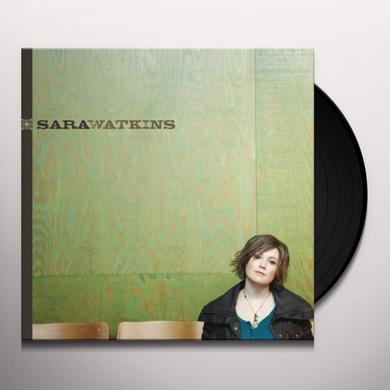 SARA WATKINS Vinyl Record - 180 Gram Pressing