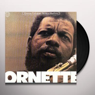 Ornette Coleman BROKEN SHADOWS Vinyl Record