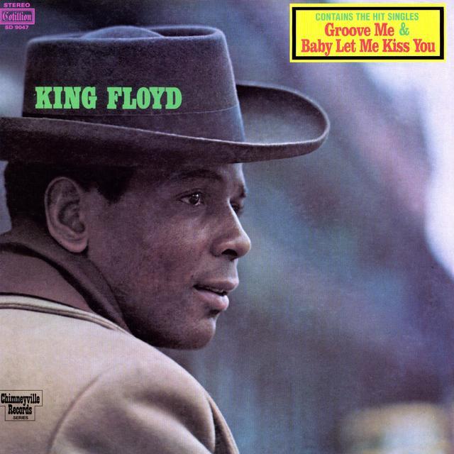 KING FLOYD (GROOVE ME) Vinyl Record