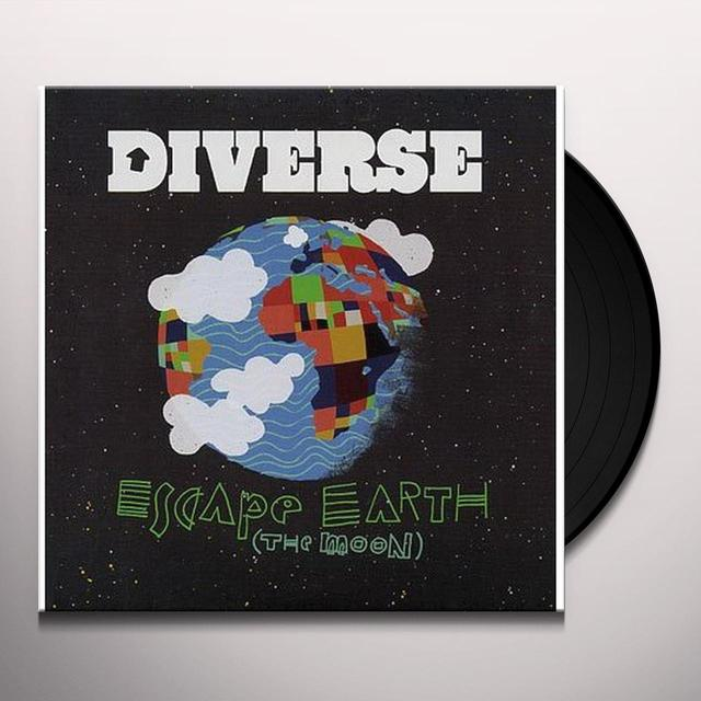 Diverse ESCAPE EARTH (THE MOON) Vinyl Record