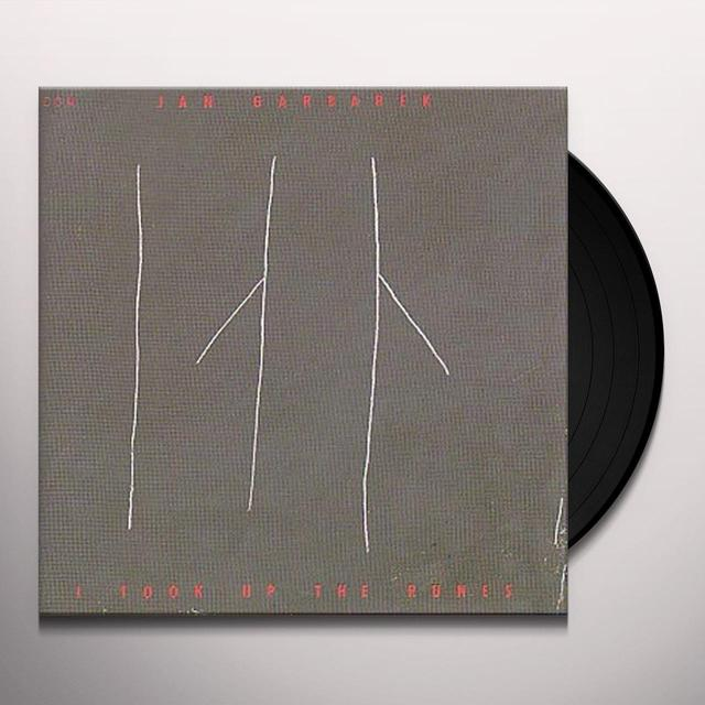Jan Garbarek I TOOK UP THE RUNES Vinyl Record - 180 Gram Pressing