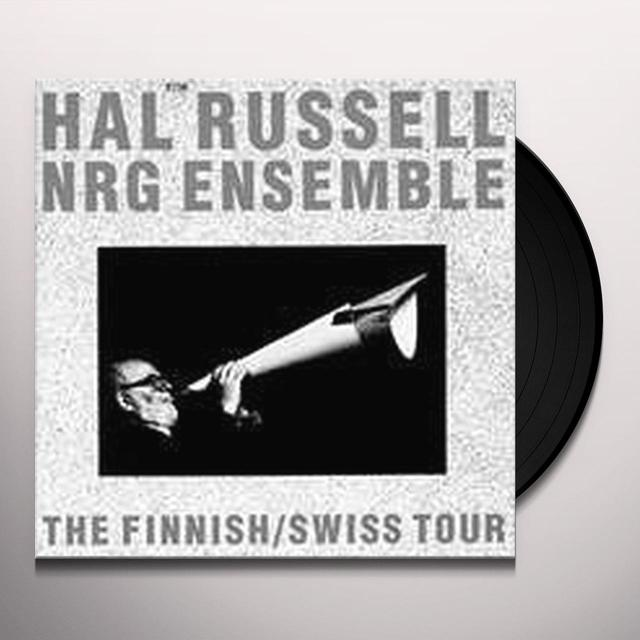 Hal Russell FINNISH SWISS TOUR Vinyl Record