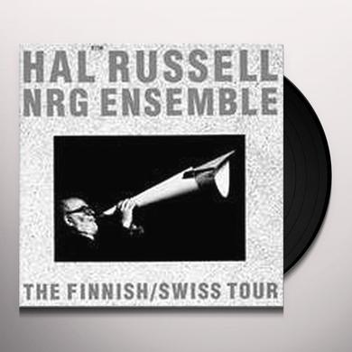 Hal Russell FINNISH SWISS TOUR (GER) Vinyl Record