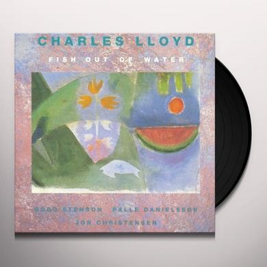 Charles Lloyd FISH OUT OF WATER Vinyl Record