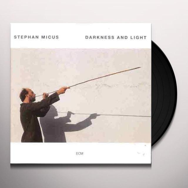Stephan Micus DARKNESS & LIGHT Vinyl Record