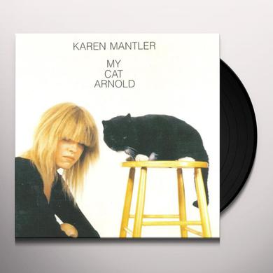 Karen Mantler MY CAT ARNOLD Vinyl Record