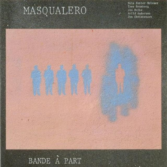 Masqualero BANDE A PART (GER) (PAL0) Vinyl Record