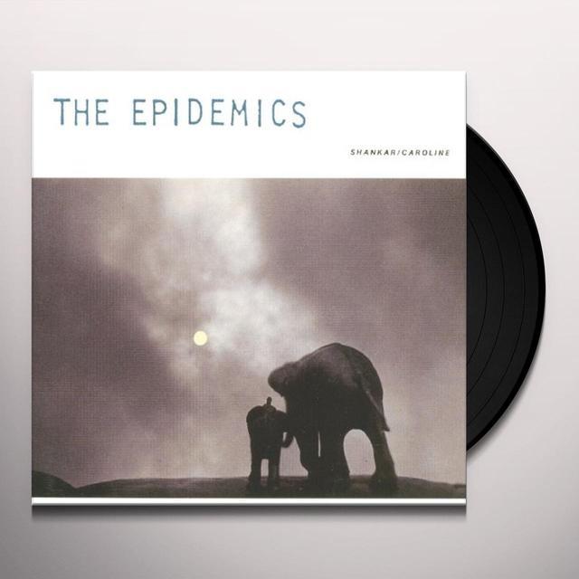 Shankar / Caroline EPIDEMICS (GER) (PAL0) Vinyl Record