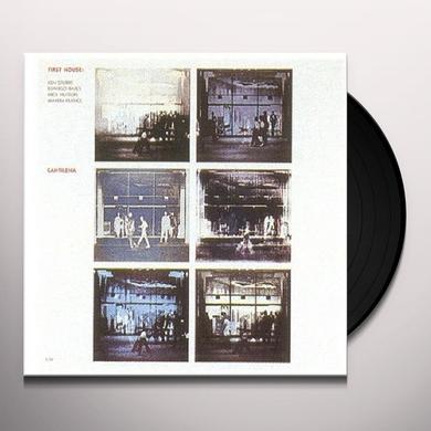 First House CANTILENA Vinyl Record