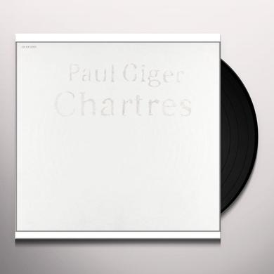 Paul Giger CHARTRES Vinyl Record