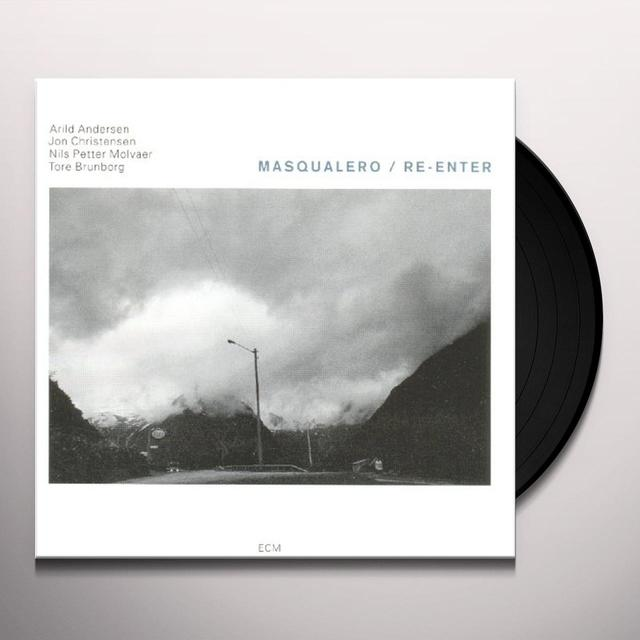Masqualero RE-ENTER Vinyl Record