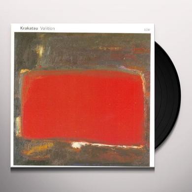 Krakatau VOLITION Vinyl Record - Spain Import