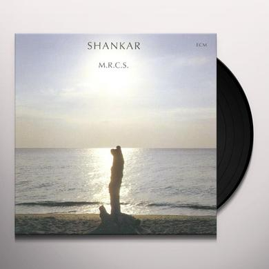 Shankar M.R.C.S. Vinyl Record