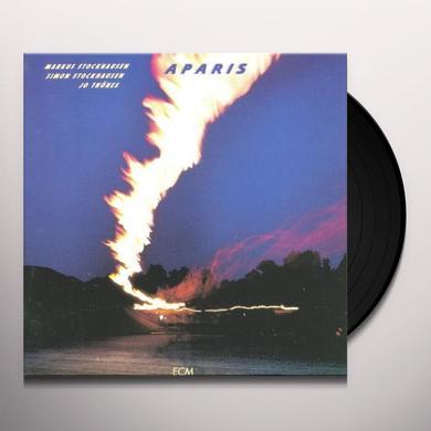 Marcus Stockhausen APARIS Vinyl Record