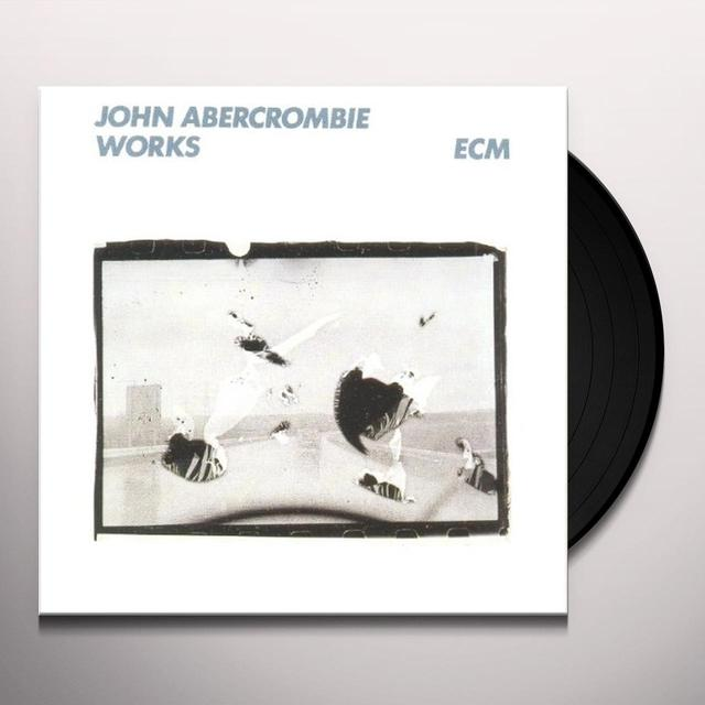 John Abercrombie WORKS (GER) (PAL0) Vinyl Record