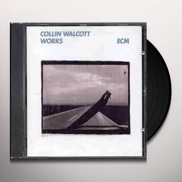 Collin Walcott WORKS Vinyl Record