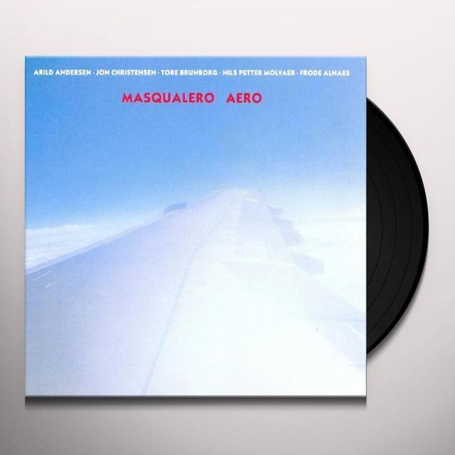 Masqualero AERO Vinyl Record