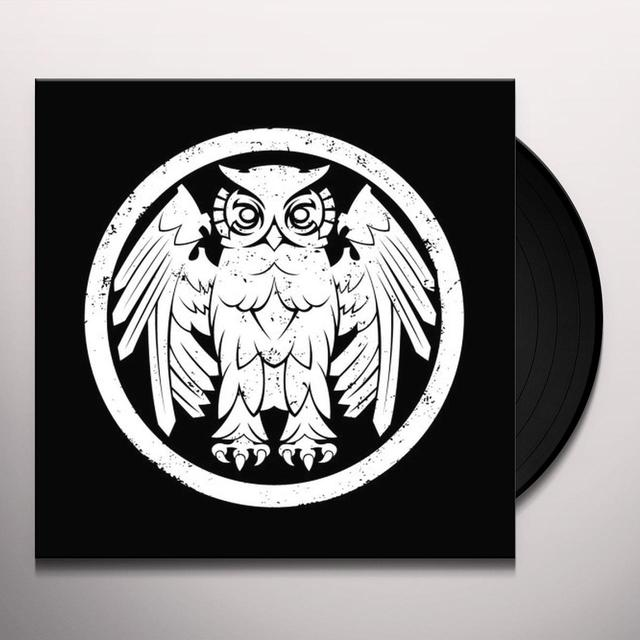 Riverboat Gamblers UNDERNEATH THE OWL Vinyl Record