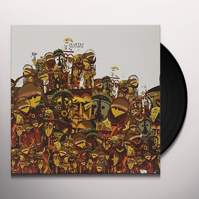Ernesto Ferreyra SILUETAS Vinyl Record