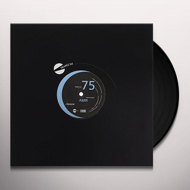 Amir COMMUNICATE Vinyl Record