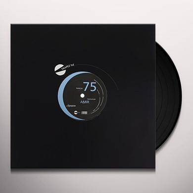 Amir COMMUNICATE (EP) Vinyl Record - Limited Edition